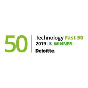 Deloitte Technology Fast 50 Award Winner