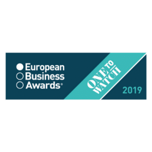 European Business Awards One To Watch 2019
