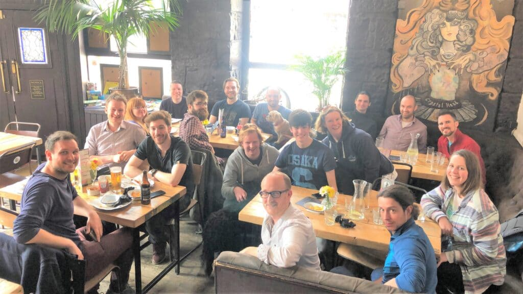 Dayshape Team Event